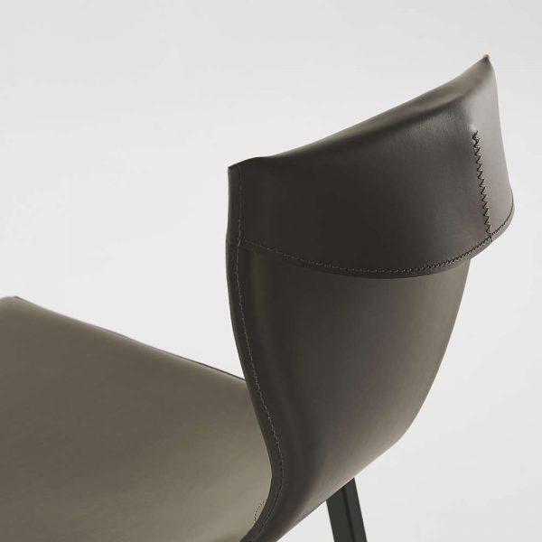 sedia pelle design