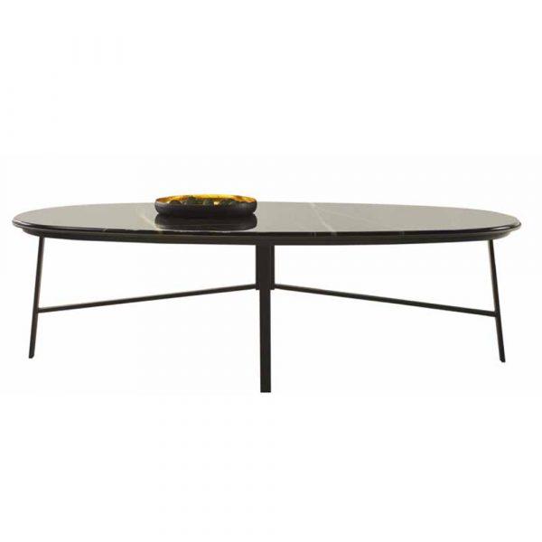 tavolino ovale sorrento